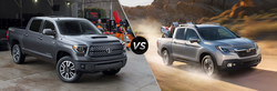 NYE Toyota has created a comparison web page of the Toyota Tundra and the Honda Ridgeline to help shoppers find the truck model they have been waiting for. This web page is easy to read and is chock full of information to help drivers decide which truck is the best.