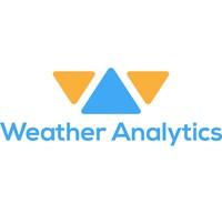 (PRNewsfoto/Weather Analytics)