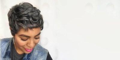 Gray Pixie Haircut. Image Credit: @pati.rodrigz