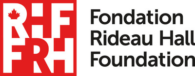 Logo: Rideau Hall Foundation (CNW Group/Rideau Hall Foundation)