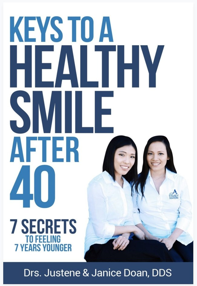 Keys to a Healthy Smile After 40: 7 Secrets to Feeling 7 Years Younger