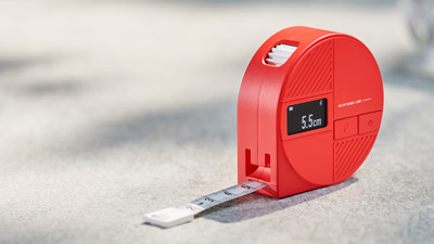 Bagel Labs' Smart Measuring Tape Tracks Health and Fitness, Launches Kickstarter Campaign