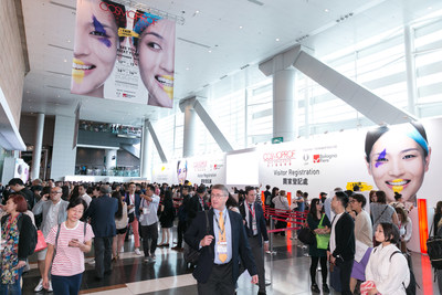 Cosmoprof Asia brings together the entire Asia-Pacific beauty industry in Hong Kong this November.