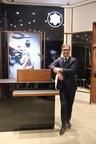 Montblanc CEO Mr. Nicolas Baretzki inaugurates Montblanc Boutique at Palladium Mall, Chennai (PRNewsfoto/Montblanc)