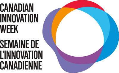 Logo : Semaine de l'innovation canadienne (Groupe CNW/Fondation Rideau Hall)