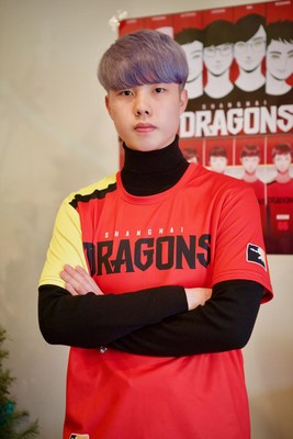 Fearless of Shanghai Dragons