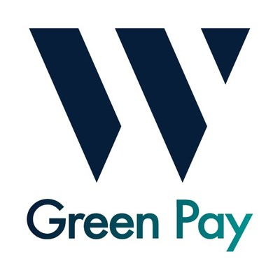 W Green Pay Logo