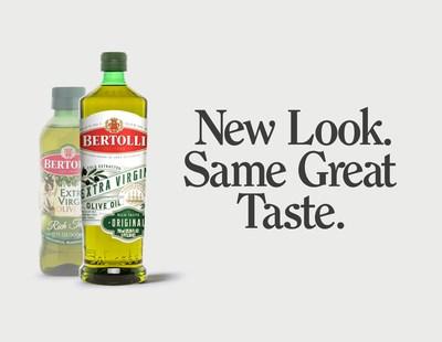Bertolli New Look, same great taste.