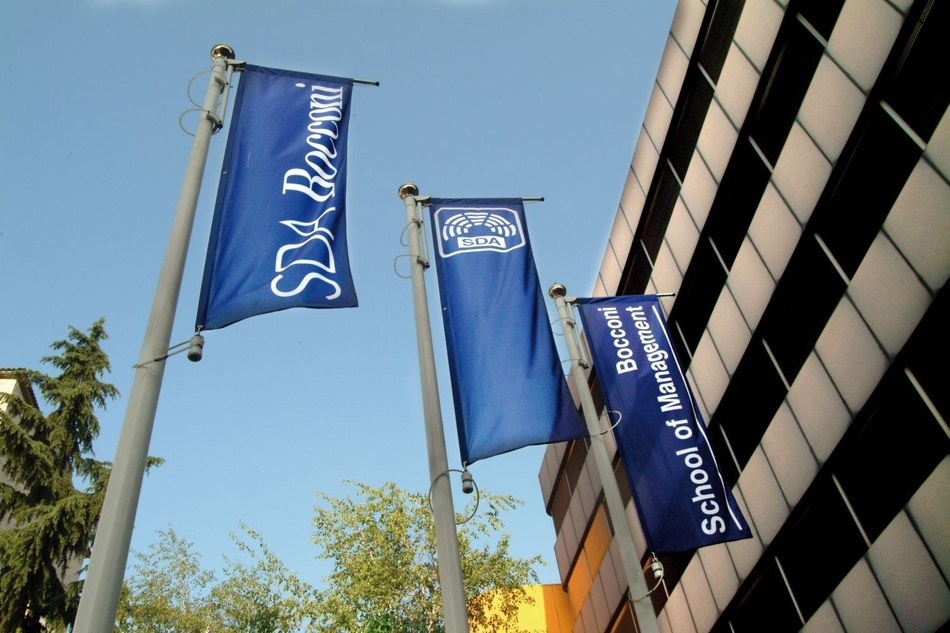 SDA Bocconi - Milan (PRNewsfoto/Bocconi University Press Office)