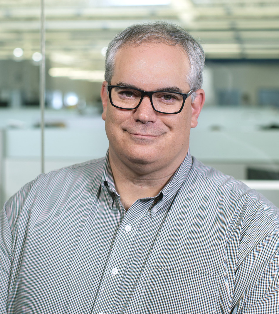 David Adams, new chief financial officer at Endeavor Robotics.