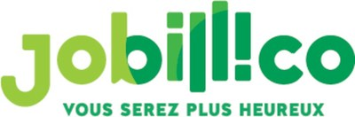 Logo : Jobillico (Groupe CNW/Jobillico)