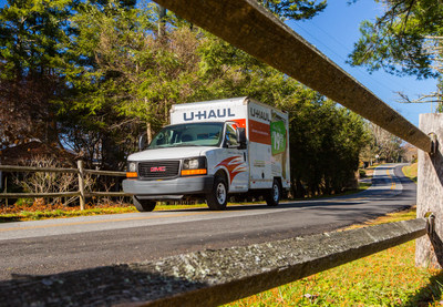The City of Brotherly Love is the No. 8 U.S. Destination City according to the latest U-Haul® migration trends report, holding steady from its previous ranking. (PRNewsfoto/U-Haul)