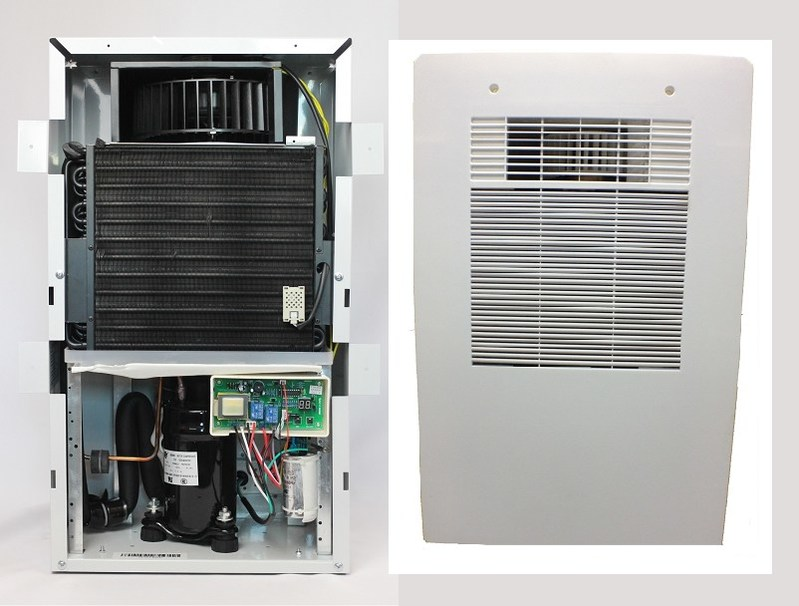 IW25 Dehumidifier from Innovative Dehumidifier Systems, LLC.