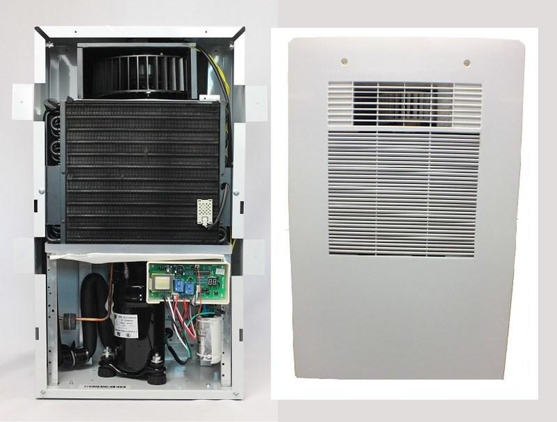 IW25 Dehumidifier from Innovative Dehumidifier Systems, LLC.