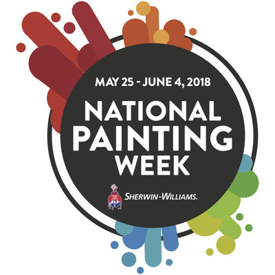 Sherwin-Williams 2018 National Painting Week