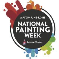 Sherwin-Williams 2018 National Painting Week
