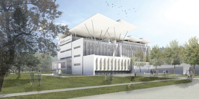 Joyce Centre for Partnership and Innovation, Mohawk College Fennell Campus (CNW Group/EllisDon Corporation)