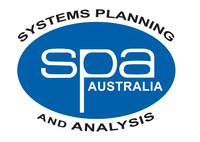 New SPA Australia logo