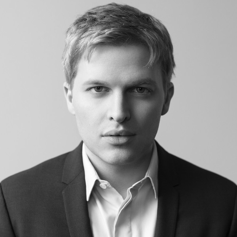 Ronan Farrow will be honoured with The Canadian Journalism Foundation's Special Citation at the CJF Awards on June 14 in Toronto. He will be recognized for his reporting in The New Yorker on sexual assault allegations brought against Harvey Weinstein. (CNW Group/Canadian Journalism Foundation)