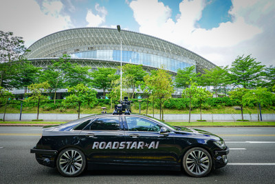Silicon Valley and Shenzhen Based Autonomous Driving Start-up Roadstar.ai raises $128M in Round-A investment