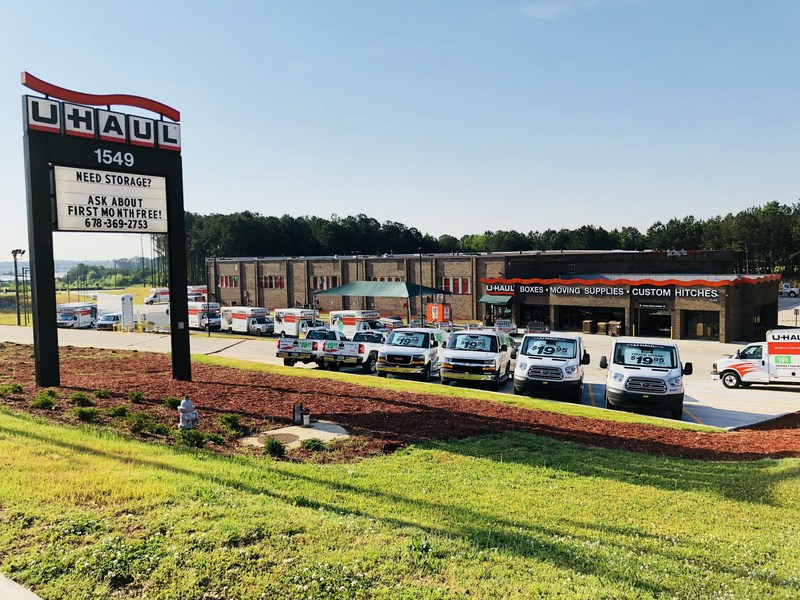 U-Haul® will host a grand-opening event on May 23 to officially unveil its two-story indoor self-storage facility at U-Haul Moving & Storage at South Lake at 1549 Mount Zion Road.