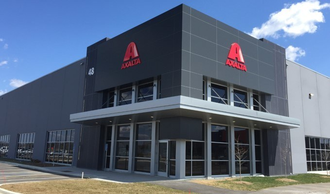 Axalta has increased its manufacturing capability for its global industrial business by investing in the 56,000 square foot Northern Stacks complex in Fridley, Minnesota