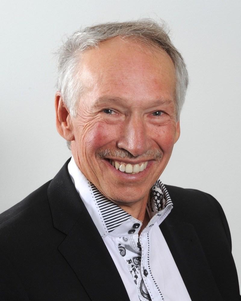 M. Jacques Topping, président du conseil d'administration de l'INO (Groupe CNW/INO (Institut national d'optique))