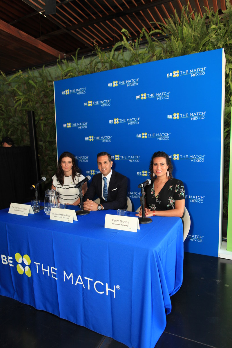 El registro de donadores de células madre más grande del mundo llega a México