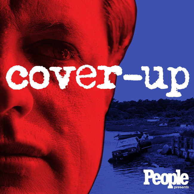 PEOPLE announces COVER-UP:  Using in-depth first-hand accounts from witnesses, weekly podcast series investigates Senator Ted Kennedy's tragic car accident on Chappaquiddick, which took the life of his passenger, Mary Jo Kopechne in 1969.  Premieres May 31, 2018 on Apple Podcasts, Spotify, Google Play, and wherever podcasts are available.