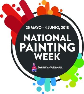 Sherwin-Williams celebra el poder de la pintura transformando más de 200 espacios comunitarios