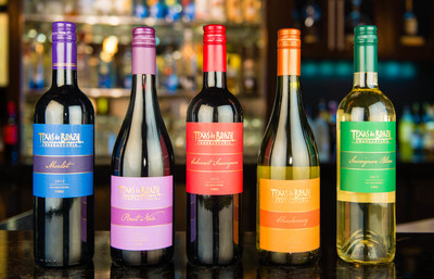 Celebrate National Wine Day on May 25th at domestic Texas de Brazil locations where guests can toast one another with the restaurant brand's exclusive, private label wines bottled in Chile.