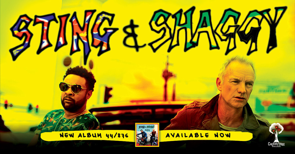 Sting & Shaggy Bring Upbeat, Island-Flavored 44/876 Joint Tour To North America This Fall