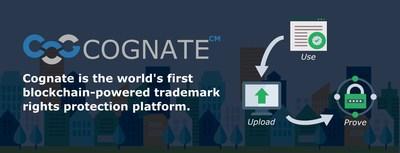 Cognate: Blockchain-powered trademark rights protection platform