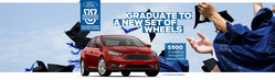 Ford has a deal that college grads can't refuse.