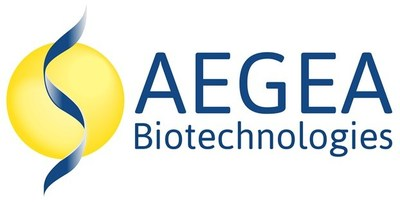 Next Generation Nucleic Acid Technologies for Improving Human Health (PRNewsfoto/Aegea Biotechnologies)
