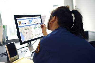 Conduent's Crime Forecasting Analytics Wins U.S. Department of Justice Challenge Prize