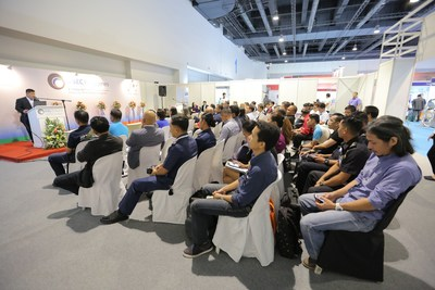 IFSEC Philippines is the best platform for the whole industry players to gain knowledge from security, fire and safety experts (PRNewsfoto/UBM Asia (Malaysia))