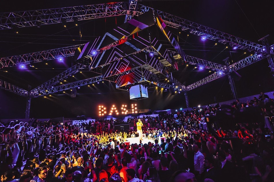 BASE Dubai has revolutionized the UAE nightlife scene (PRNewsfoto/Bulldozer Group)