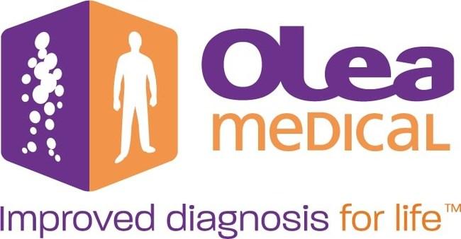 Olea Medical logo (PRNewsfoto/Olea Medical)