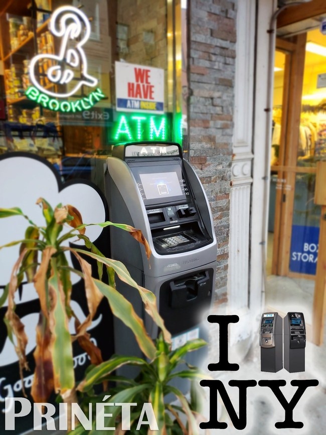 Prineta USA is an ATM Company that deploys and operates ATM machines in greater New York City metropolitan area