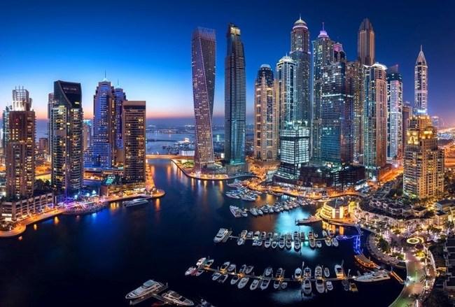 Dubai Marina by Emaar