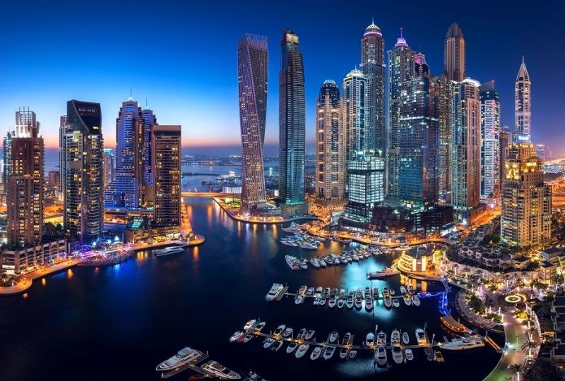 Dubai Marina by Emaar (PRNewsfoto/Emaar Hospitality Group)