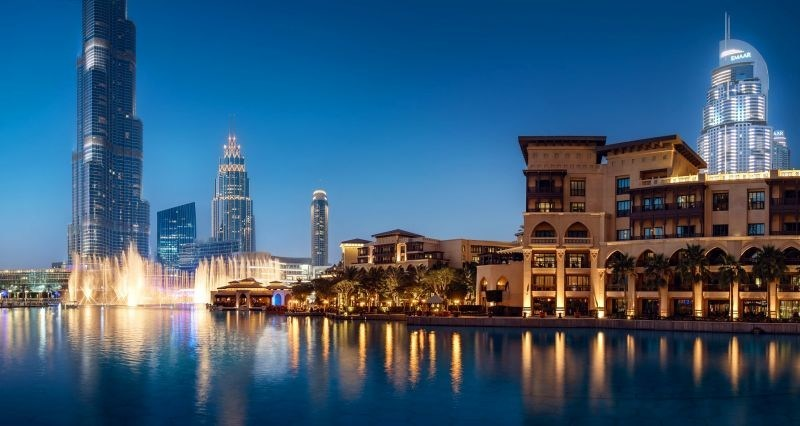 Downtown Dubai by Emaar