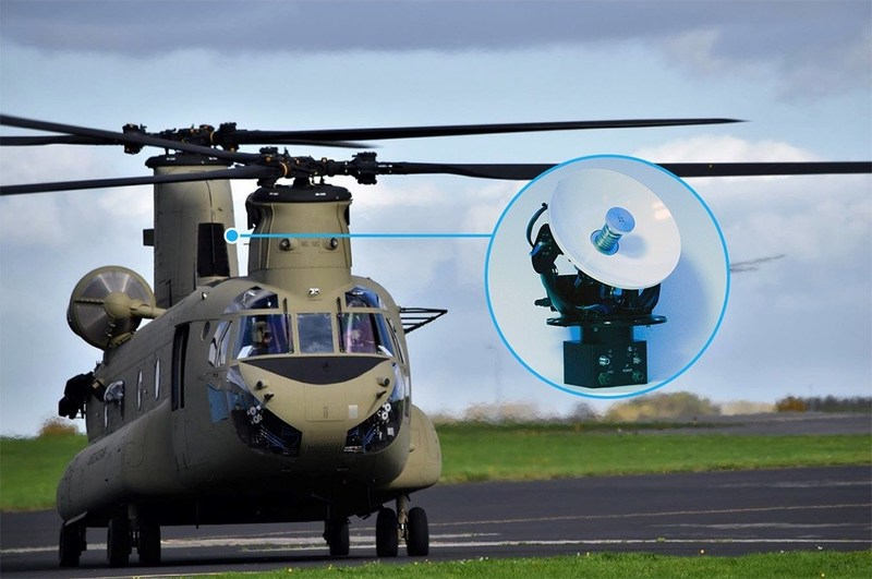 Helicopter image from Wikimedia - MPT 30 by Orbit