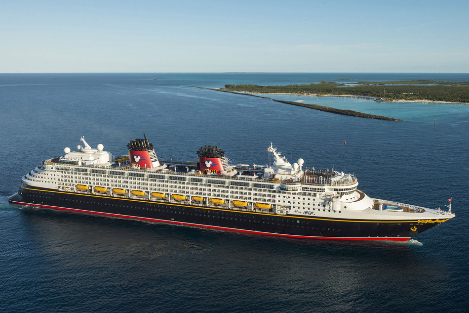 In fall 2019, the Disney Magic sails to Bermuda, Bahamas and Canada from New York, followed by Bahamian and Caribbean voyages from Miami. Aboard the Disney Magic, guests can experience new spaces and experiences, including dining at Rapunzel's Royal Table. (Matt Stroshane, photographer)