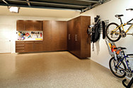 Garage system by Tailored Living and Premier Garage of Waukesha, WI