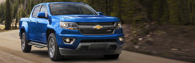 Drivers can find vehicles like the 2018 Chevrolet Colorado with incentives at McCurry-Deck Motors