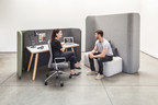 MASHstudios Expands READYMADE Office Line with Durable, Modern Sit/Stand Desk & Wall System Solutions