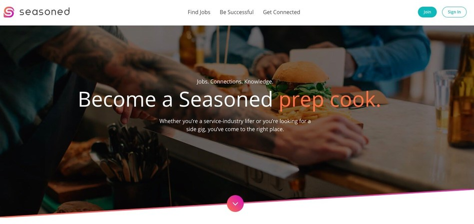 Seasoned.co is the first foodservice-centric community designed to connect workers with jobs, talent and career development opportunities.
