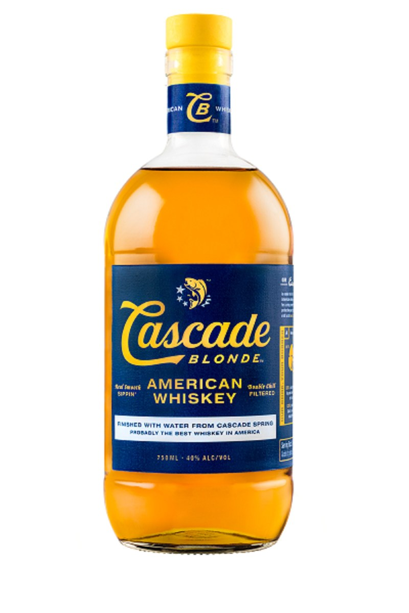 Cascade Blonde American Whiskey™ Splashes Down In TX And MI As A Perfect Daytime Summer Sipper